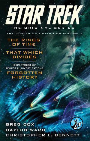 Star Trek  The Original Series  The Continuing Missions  Volume I