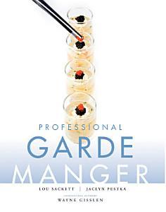 Professional Garde Manger Book