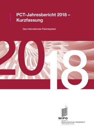 Patent Cooperation Treaty Yearly Review 2018   Executive Summary PDF