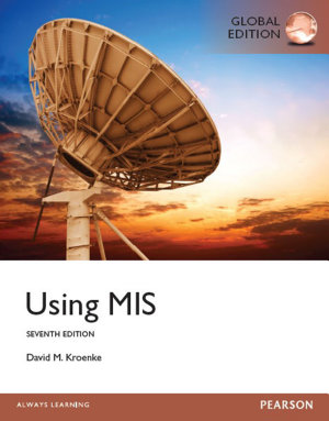 Using MIS  Global Edition PDF