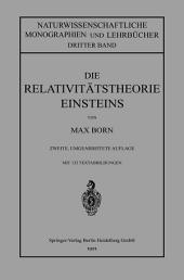 Die Relativitätstheorie Einsteins und Ihre Physikalischen Grundlagen: Elementar Dargestellt, Ausgabe 2