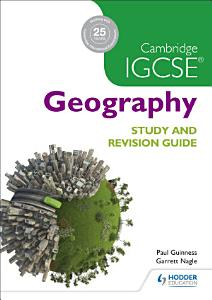 Cambridge IGCSE Geography Study and Revision Guide PDF