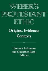 Weber S Protestant Ethic Book PDF