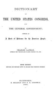 Dictionary of the United States Congress PDF