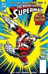 Adventures of Superman (1987-) #570