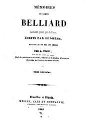 Mémoires du comte Belliard, écrit par lui-même: Volume2