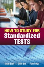 How to Study for Standardized Tests PDF