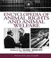 Encyclopedia of Animal Rights and Animal Welfare PDF