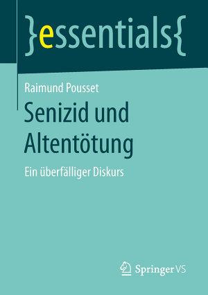 Senizid und Altent  tung PDF
