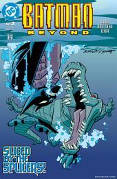 Batman Beyond (1999-) #3