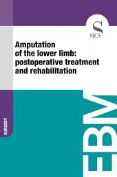 Amputation of the lower limb: postoperative treatment and rehabilitation