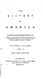 History of America: Volume 2