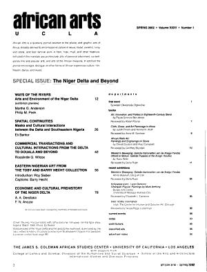 African Arts PDF