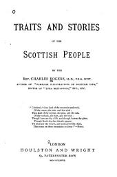 Traits and Stories of the Scottish People