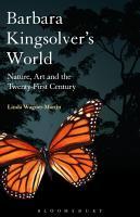 Barbara Kingsolver s World PDF
