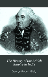 The history of the British empire in India: Volume 3