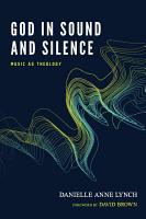 God in Sound and Silence PDF