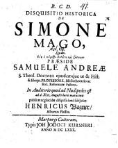 De Simone Mago