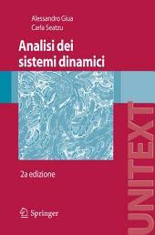 Analisi dei sistemi dinamici: Edizione 2