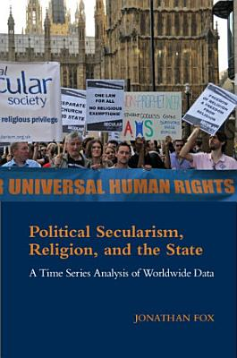 Political Secularism  Religion  and the State PDF