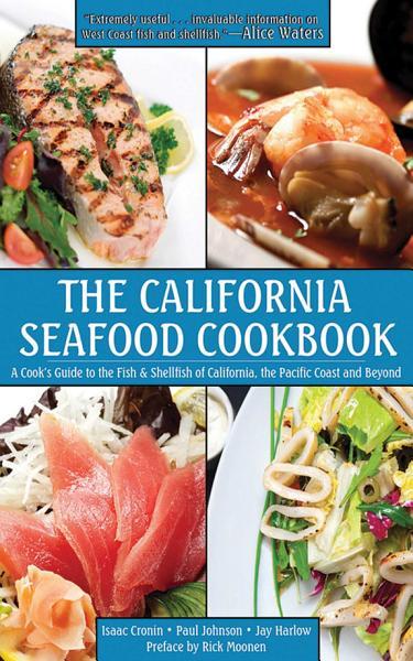 Download The California Seafood Cookbook Book