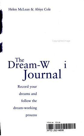 Dream Working Journal PDF
