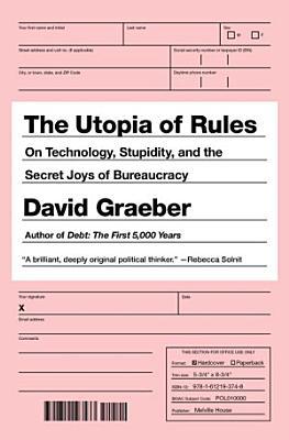 The Utopia of Rules PDF