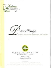 World Soybean Research Conference VI PDF