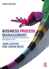 Business Process Management: Edition 3