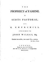 The Prophecy of Famine: A Scots Pastoral