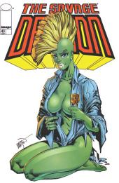 Savage Dragon #40