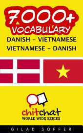7000+ Danish - Vietnamese Vietnamese - Danish Vocabulary