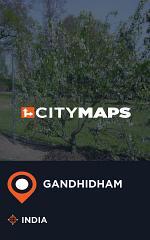 City Maps Gandhidham India
