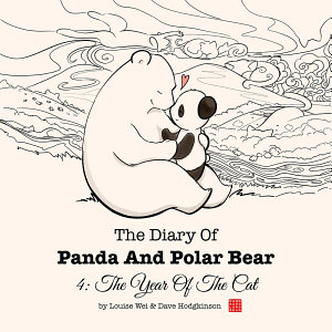 The Diary of Panda and Polar Bear 4  The Year of the Cat PDF
