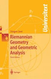 Riemannian Geometry and Geometric Analysis: Edition 3