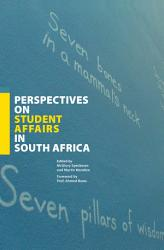 Perspectives On Student Affairs In South Africa Book PDF