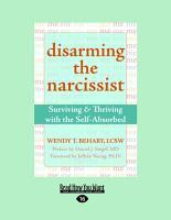 Disarming the Narcissist PDF