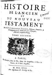 Histoire de l'Ancien et du Nouveau Testament