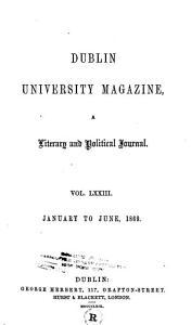 The Dublin University Magazine PDF