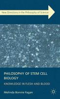Philosophy of Stem Cell Biology PDF
