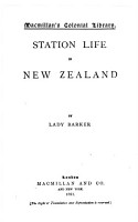 STATION LIFE IN NEW ZEALAND PDF