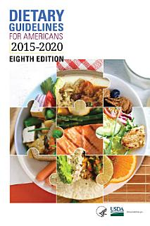 Dietary Guidelines for Americans 2015 2020 Book