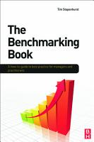 The Benchmarking Book PDF