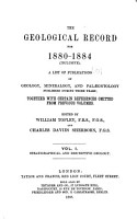 The Geological Record PDF