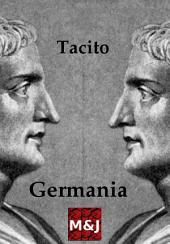 Germania: Latin - English facing-page translation.