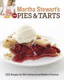 Download Martha Stewart s New Pies and Tarts Book