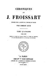 Chroniques de J. Froissart: Volume15
