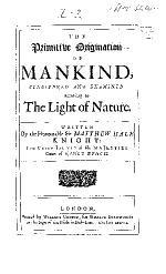 The Primitive Origination of Mankind