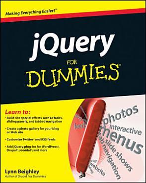 jQuery For Dummies PDF
