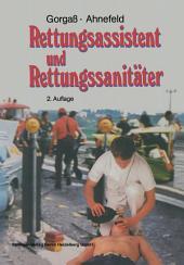 Rettungsassistent und Rettungssanitäter: Ausgabe 2